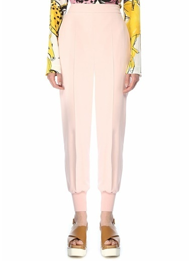 Stella McCartney Pantolon Pembe